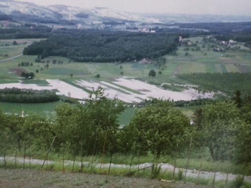 Hochwasser in Stubenberg (c) Adolf Koska