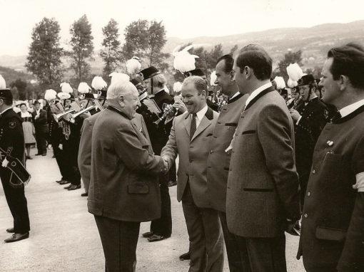 Eröffnung des Stubenbergsees (c) Adolf Koska