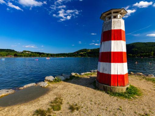 Leuchtturm am Stubenbergsee (c) Harry Schiffer